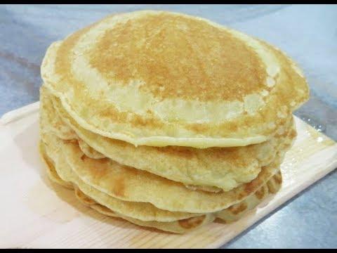 Resepi Pancake Mudah