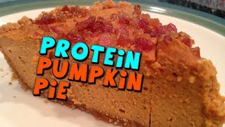 Protein Pumpkin Pie Recipe (low Fat)