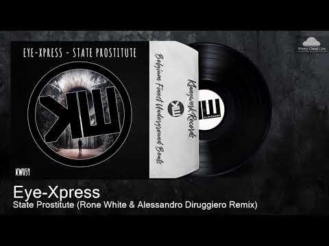 KW059 Eye-Xpress - State Prostitute (Rone White & Alessandro Diruggiero Remix) [Deep Tech House]