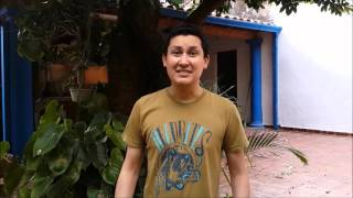 Diego Martinez - Camp Counselor Application Video  2016 PLACED!