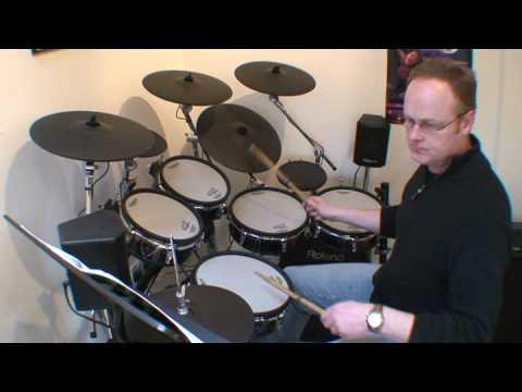 Crescent City Voodoo - Rockschool - Drums - Grade 1