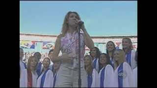 Céline Dion - God Bless America ( Superbowl )
