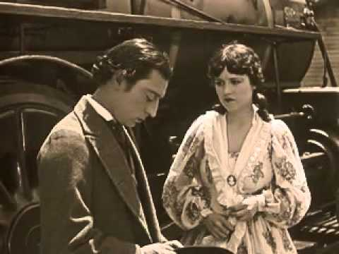 The General (1926) | Full Movie | Classic | Free