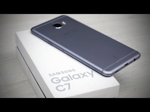Samsung Galaxy C7 2017 | Samsung Mobile | Full DETIAL | What Mobile