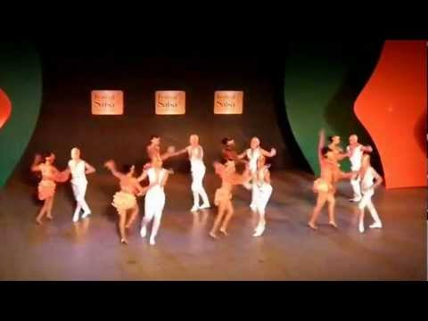 NEW LATIN DANCE MUNDIAL 2012 Travel Video