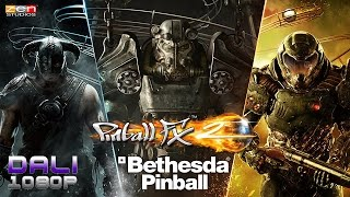 Pinball FX2™ - Bethesda® Pinball PC Gameplay 1080p 60fps