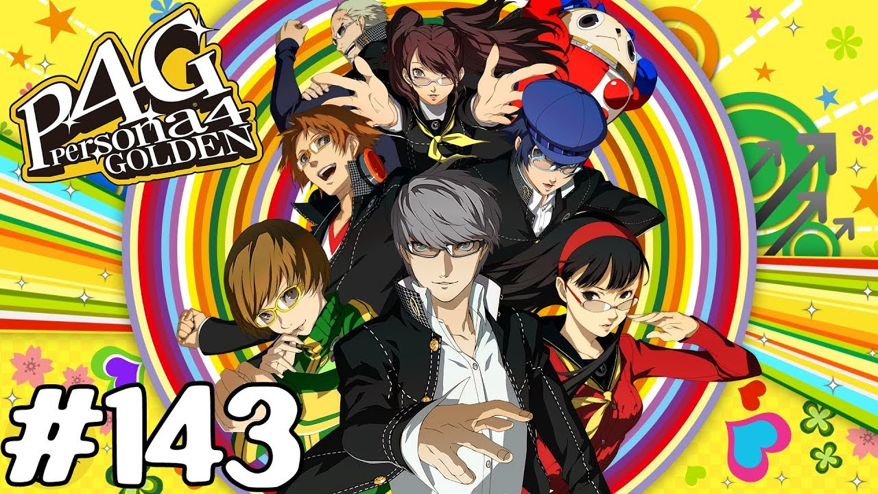 Persona 4 Golden Blind Playthrough with Chaos part 143: The Forbidden Link