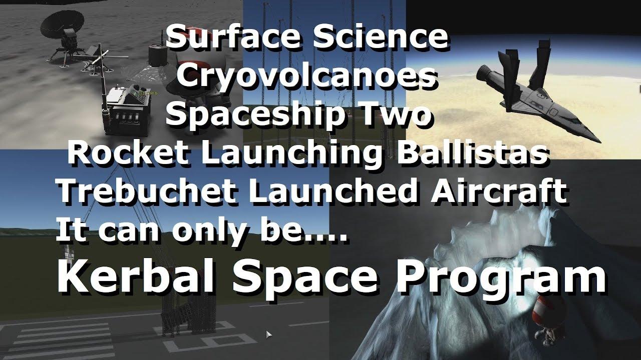 Kerbal Space Program - Breaking Ground DLC - More Than Just Mecha
