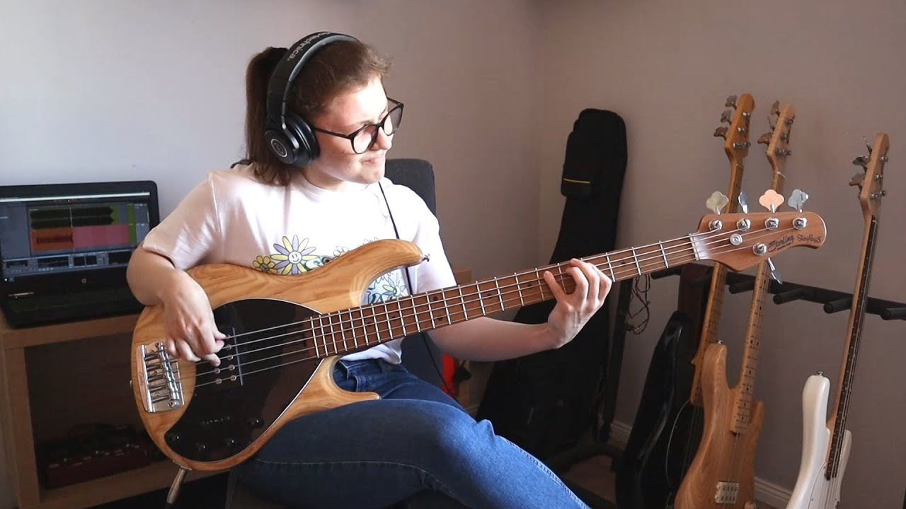Ledisi - Upside Down (Bass Cover)
