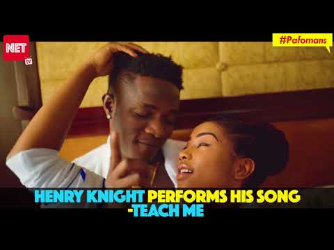 Remember Henry Knight?  ☺☺ Watch him Perform his song Teach Me💃💃 #Pafomans