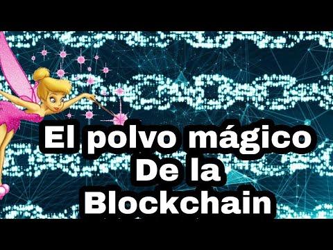 El polvo mágico de la Blockchain