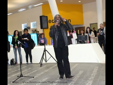 Poetry Readings in the Newly Opened Liverpool Central Library