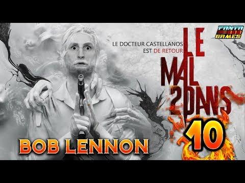 UNE NOUVELLE ZONE !!! - The Evil Within 2- Ep.10 avec Bob Lennon
