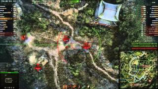 Let's Play World of Tanks Objekt 261 Deutsch Burgelkat