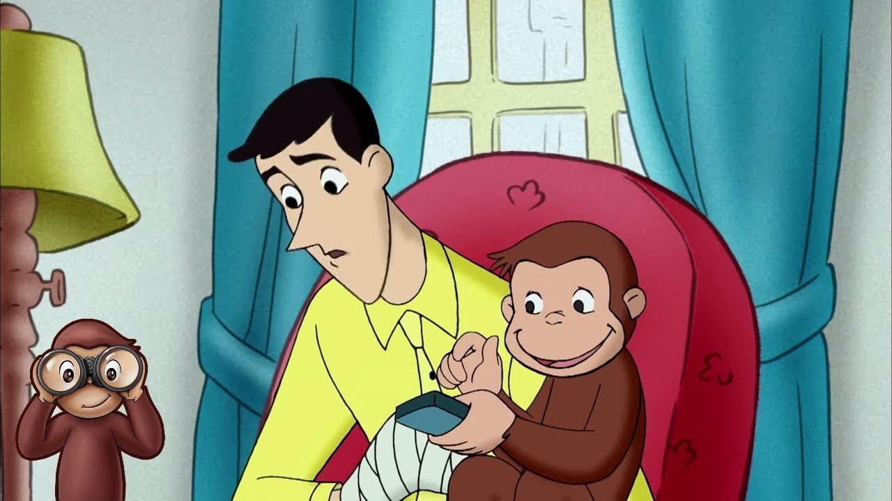 かぶれたー! 🐵 おさるのジョージ 🐵子供向けアニメーション