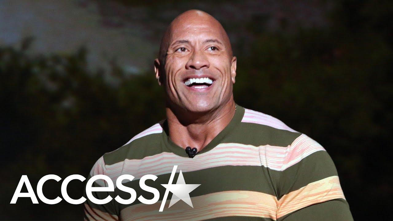 The Rock's Daughter Still Doesn't Believe He's In 'Moana'