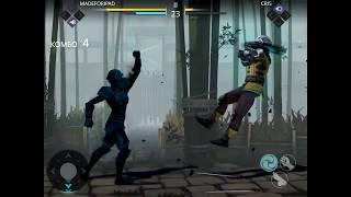 Файтинг Shadow Fight 3 - геймплей (gameplay)