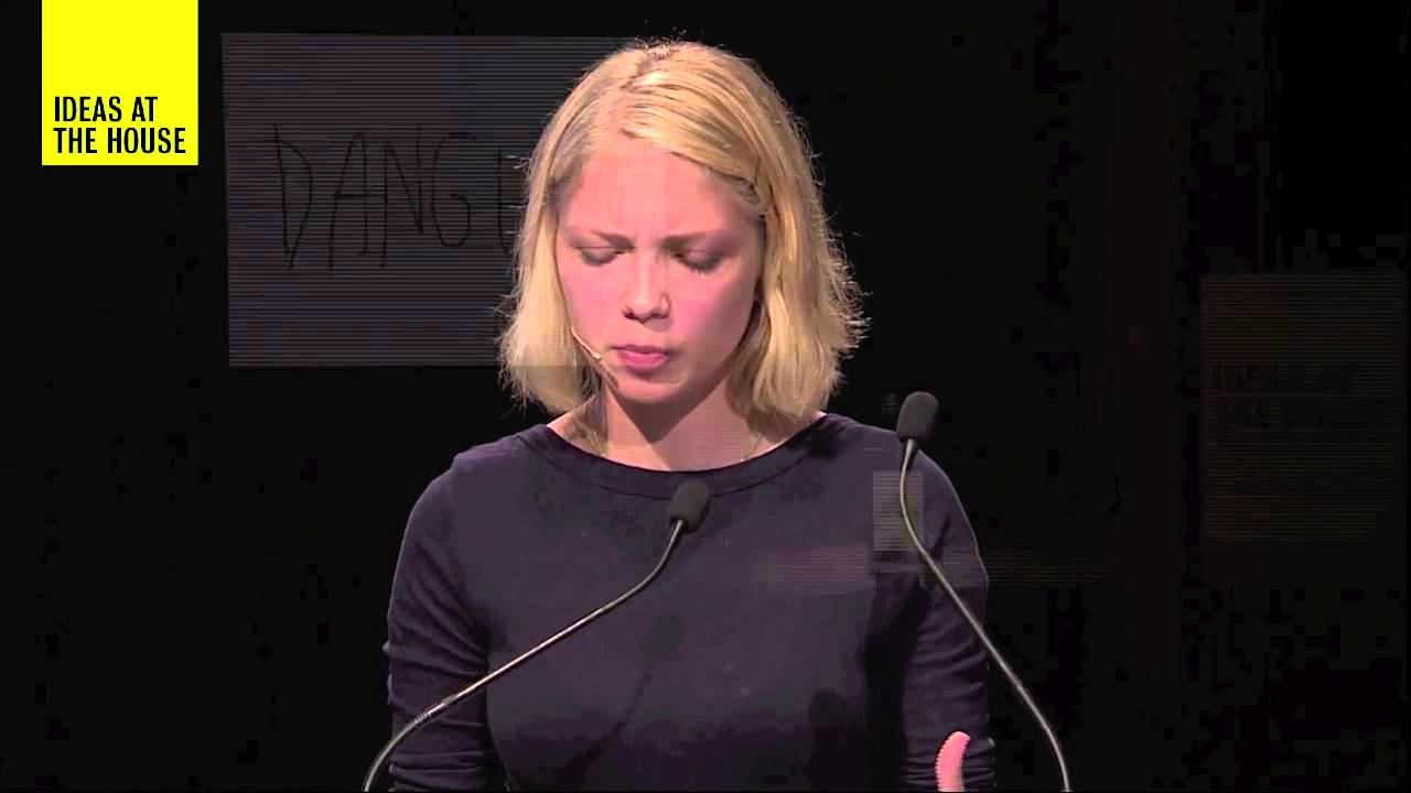 """Ideas At The House Tavi Gevinson The Pitfalls Of """"Fan Girling"""