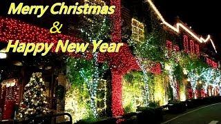2018聖誕打卡第二集~台中歡樂創意佈置[柳川][新光三越][旌旗教會][金典綠園道][葫蘆墩圳][瓦庫燒肉]Merry Christmas and Happy New Year