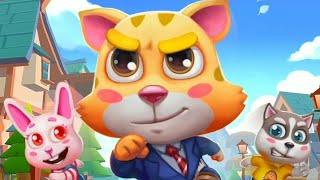 Cat runner: Decorate home - gameplay walk through 1 screenshot 5
