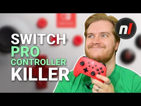 The Switch Pro Controller Killer