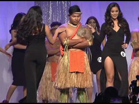 Highlights from the Miss Earth Guam Beauty Pageant