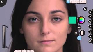 Как за 3 минуты в фотошопе сделать красивое лицо