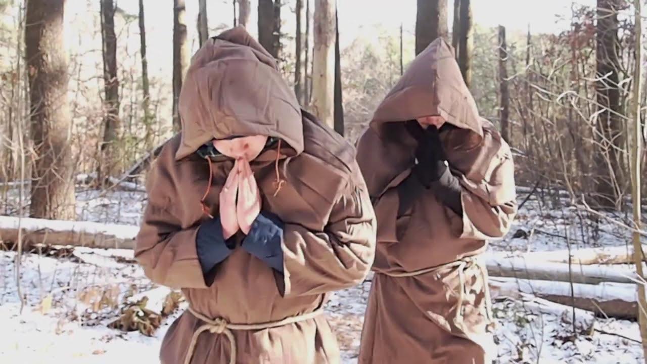 gregorian monk rap youtube