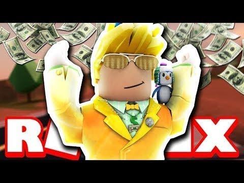 Играю в ROBLOX Tycoon.Открыл собственный банк.Самая быстрая серия.
