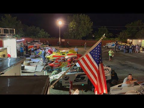 358 Modified at Grandview Speedway August 10, 2019!