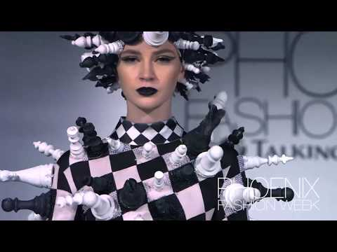 Rocky Gathercole at Phoenix Fashion Week 2017