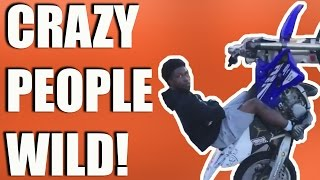 😜 CRAZY FEARLESS PEOPLE | OMG