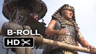 Exodus: Gods and Kings B-ROLL 2 - Joel Edgerton, Christian Bale Movie HD