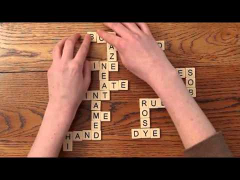 How to Play the Bananagrams Word Game