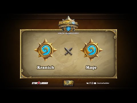 Kranich vs Mage | 2017 HCT Asia-Pacific Spring Playoffs (04.06.2017)