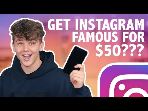 Buying Instagram Followers Experiment   What Happens??