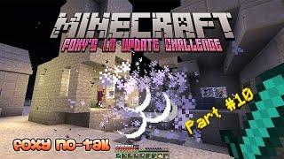 Foxy's Minecraft 1.8 Update Challenge [10] - Murder by Creeper