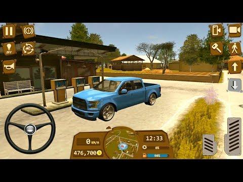 Farmer Sim 2018 #8 Dodge Ram Truck - Real Farming Simulator 2018 - Android Gameplay FHD