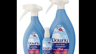 Retire Your Iron - Downy Wrinkle Releaser Plus Thumbnail