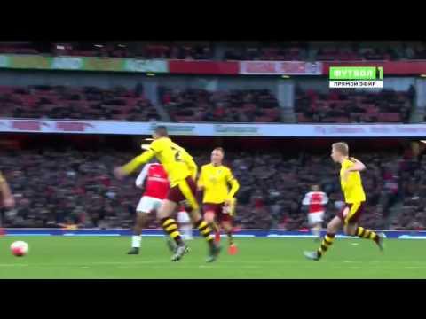 Gol de Alexis Sánchez a Burnley Mp3