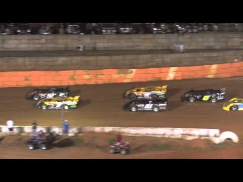 Carolina Clash Video highlights from Volunteer Speedway 8-8-15