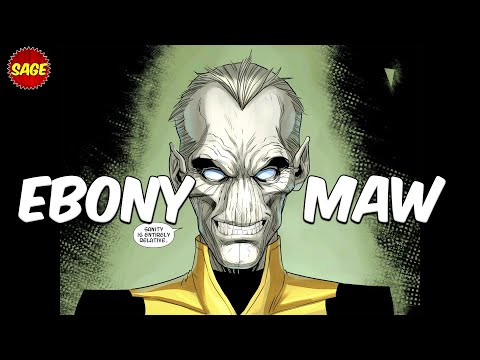 Who is Marvel's Ebony Maw? The True Power of Persuasion