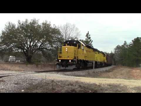Mississippi Export Leaving Lucedale
