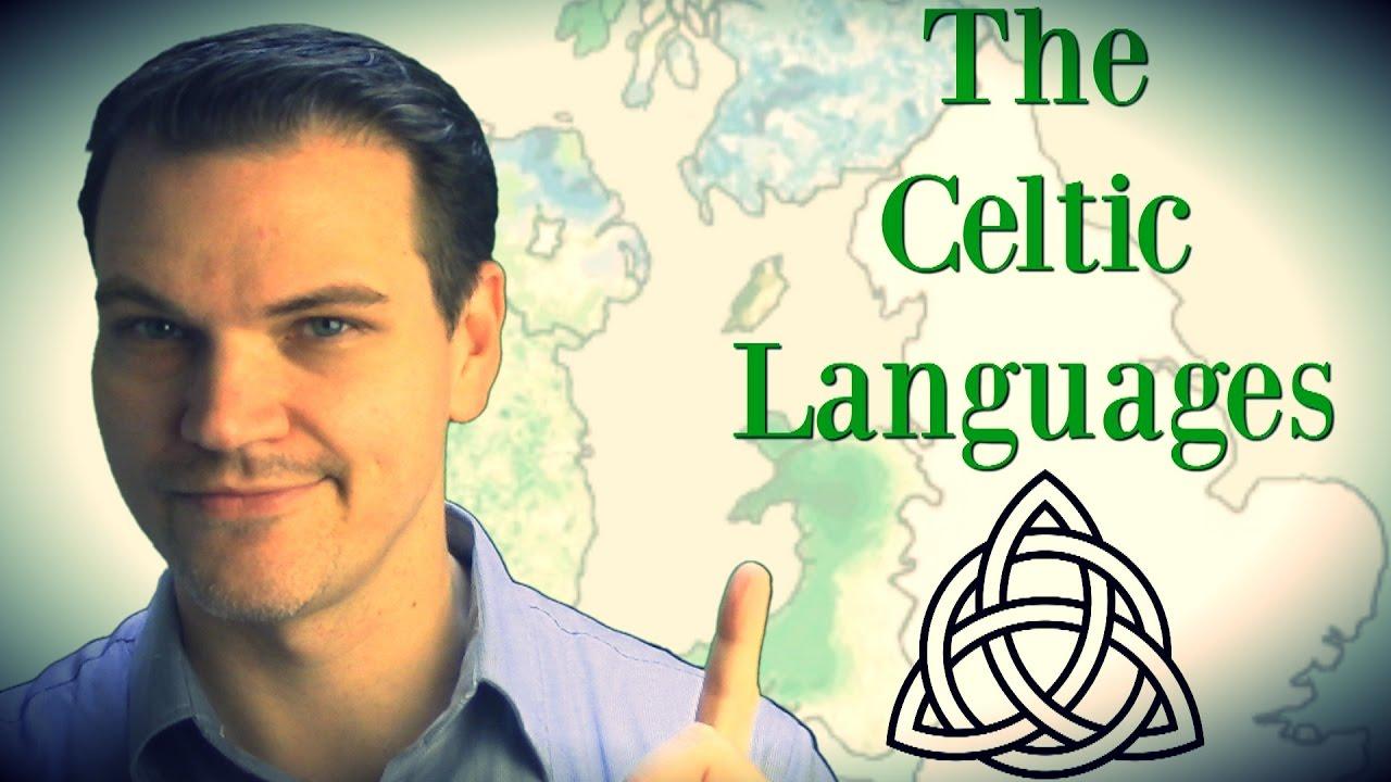 how to speak celtic language