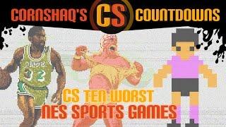 10 WORST NES SPORTS GAMES