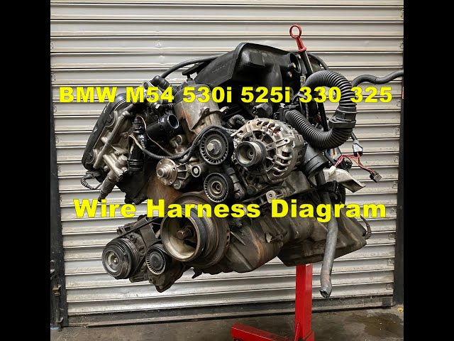 Bmw 2 8 Engine Wire Harness Schematic Diagram Electronic Schematic