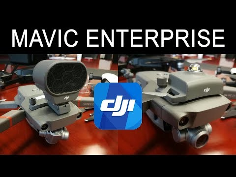 DJI Mavic Enterprise And Mavic 2 - MORE LEAKED PHOTOS - My Observations