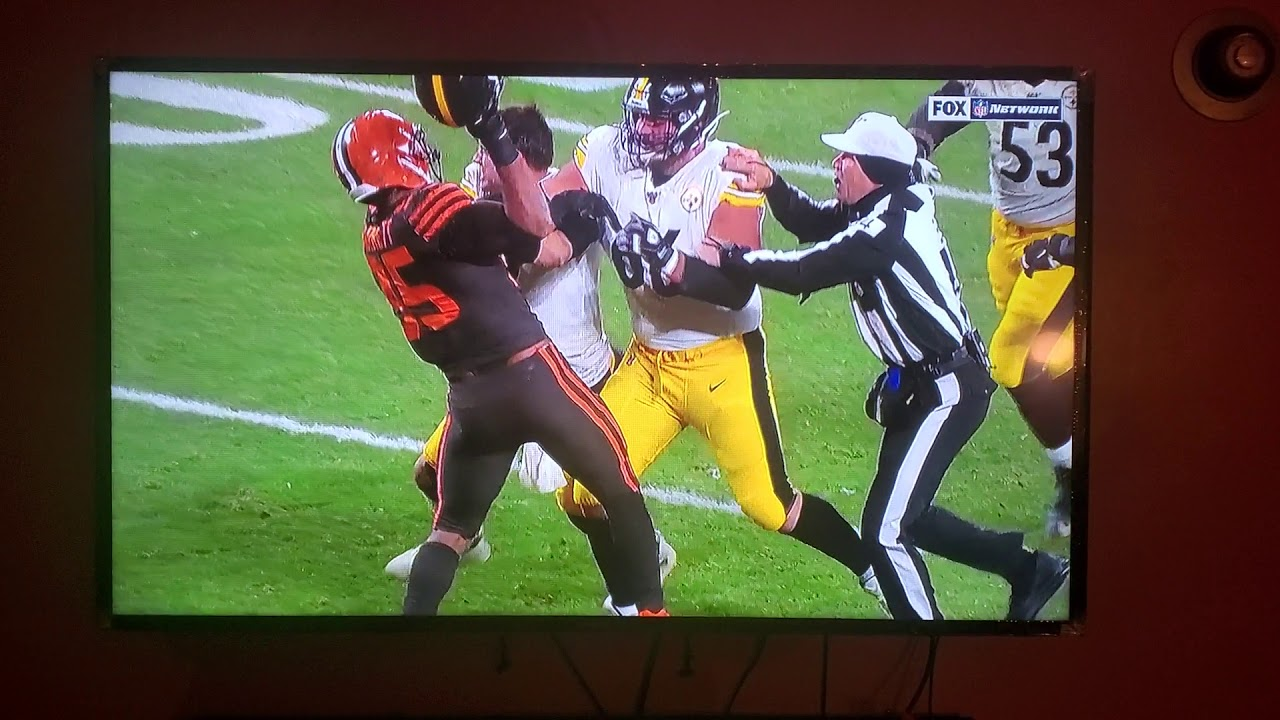 Browns Myles Garrett Suspended Indefinitely, Was The Punishment Too Harsh?