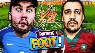 UN PRANK INATTENDU EN PLEIN MATCH DE FOOT FORTNITE !!