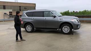 2019 Nissan Armada | Complete Review | with Casey Williams